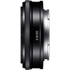 עדשה Sony 20mm f/2.8 E-mount Lens
