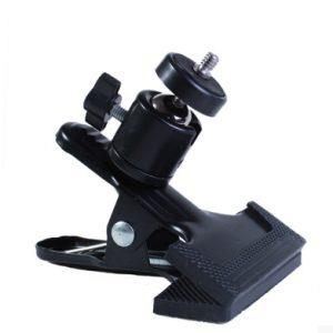 ST-16 Super Clamp with mini ball head