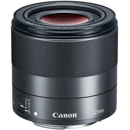 עדשה Canon EF-M 32mm f/1.4 STM