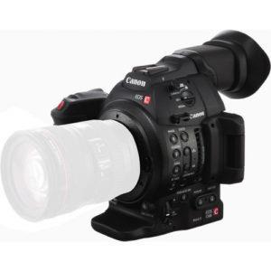 מצלמת וידאו מקצועית Canon EOS C100 Mark II