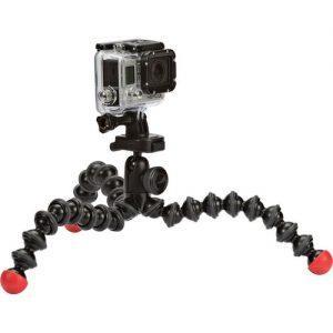 Joby GorillaPod Action Tripod GP1300 חצובת גורילה ל-GoPro ומצלמות אקסטרים