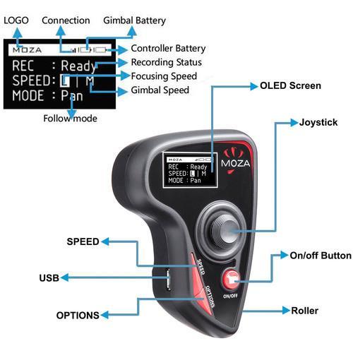 Lite2 Thumb Controller