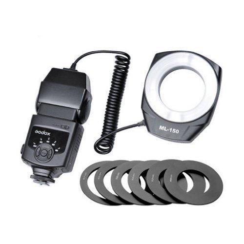 רינג פלאש Godox Macro Ring Flash ML-150