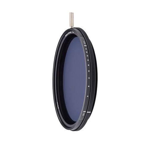 פילטר NiSi 82mm ND-VARIO PRO Nano1.5-5stops Enhanced Variable ND