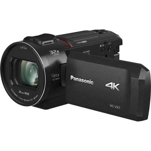 מצלמת וידאו Panasonic HC-VX1