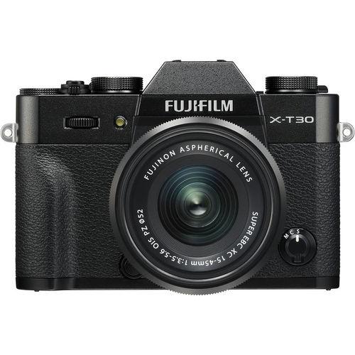 קיט מצלמה ללא מראה Fuji X-T30+15-45mm