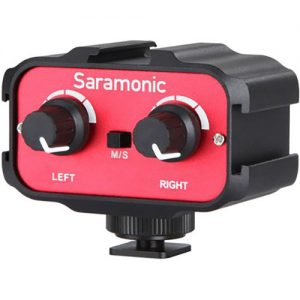 גריפ סאונד Saramonic SR-AX100