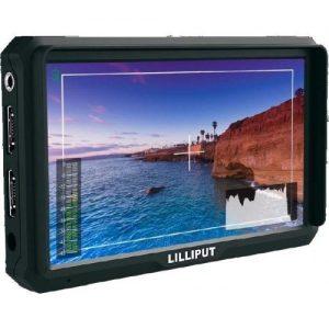 מוניטור Lilliput A5 5' 4K