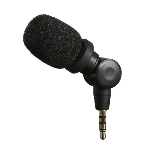 Saramonic Smart/iMic מיקרופון לאייפון ומכשירי iOS