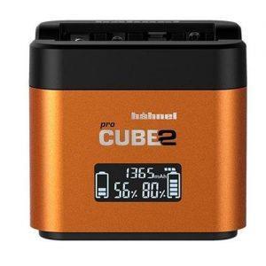 מטען נייח Hahnel Cube 2 Pro Sony