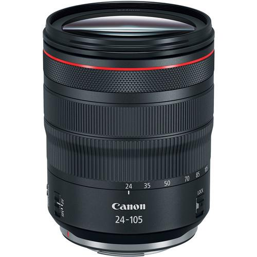 עדשה Canon RF 24-105mm f/4L is USM