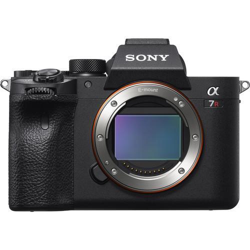 מצלמה ללא מראה Sony Alpha a7R IV גוף בלבד