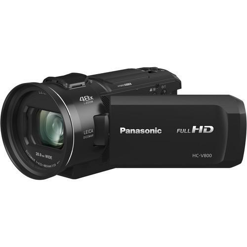 מצלמת וידאו Panasonic HC-V800