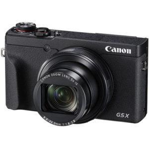 מצלמה קומפקטית Canon PowerShot G5X II