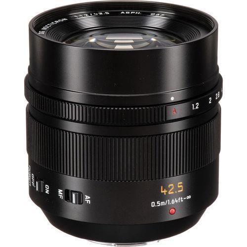 עדשה Panasonic Leica DG Nocticron 42.5mm f/1.2 ASPH POWER O.I.S