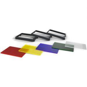 סט פילטרים לפנס Litra Pro Bi-Color LED