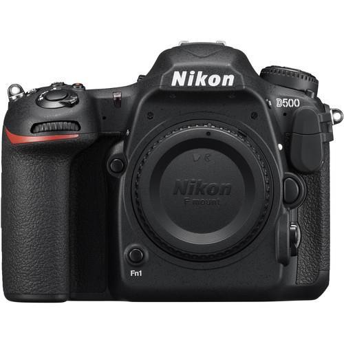 מצלמת רפלקס Nikon D500 DSLR - גוף בלבד