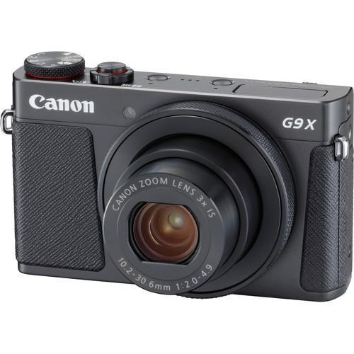 מצלמה קומפקטית Canon PowerShot G9 X mark II
