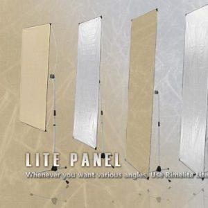 רפלקטור Rimelite Lite Panel 1.00 X 1.80 gold / white