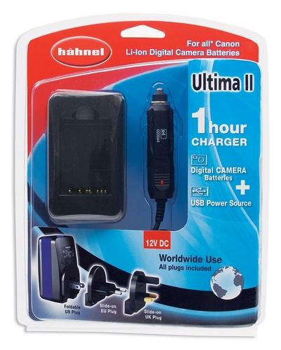 מטען אוניברסלי לסוללות קנון Hahnel Ultima II For Canon