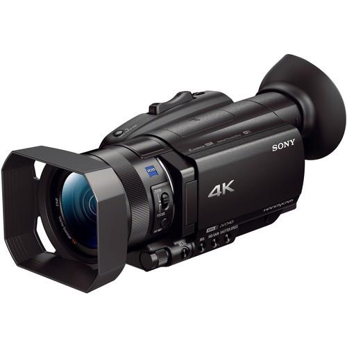 מצלמת וידאו מקצועית Sony FDR-AX700 4K