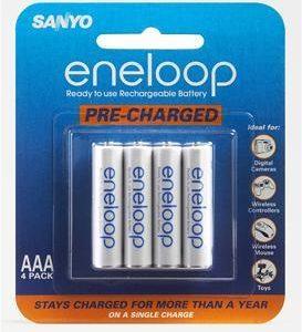 סוללה מקורית Eneloop AAA
