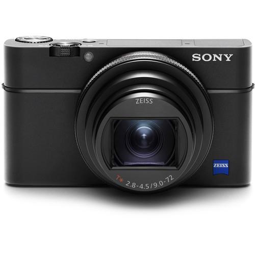 מצלמה קומפקטית Sony CyberShot DSC-RX100 VI