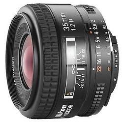 עדשה Nikon AF Nikkor 35mm f/2D