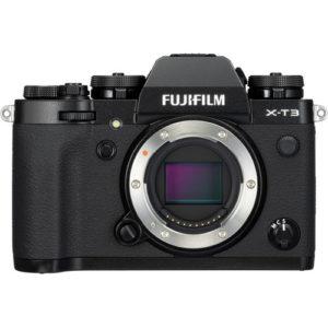 מצלמה ללא מראה Fujifilm X-T3 גוף בלבד