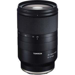 עדשה Tamron 28-75mm f/2.8 Di III RXD למצלמות Sony