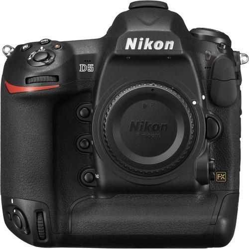 מצלמת רפלקס Nikon D5 cf גוף בלבד
