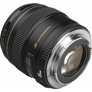 עדשה Canon EF 85mm f/1.8 USM