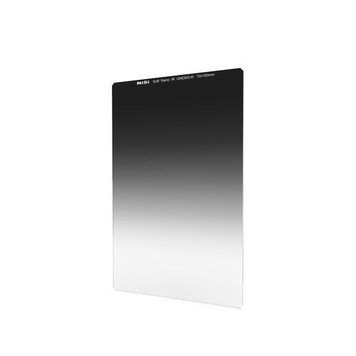 פילטר NiSi 70x100mm Nano IR Soft GND8
