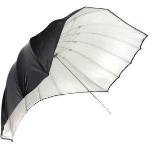 מטריה פרבולית בצורת מפרש עם כיסוי נשלף Parasail Umbrella 88 inch