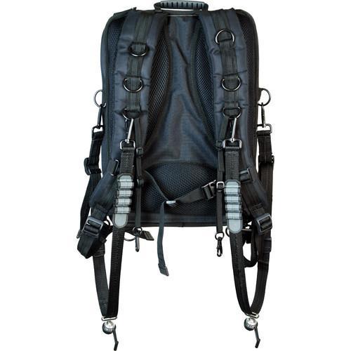 רצועה ותיק למחשב Sun-Sniper ROTABALL-TPH Harness with Backpack Camera Case