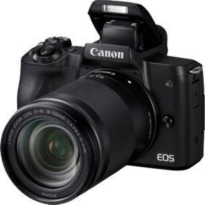 קיט מצלמה ללא מראה Canon EOS M50+18-150mm
