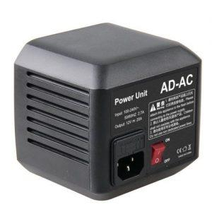 מתאם לחשמל Godox AD-AC Power Source Adapter for AD600