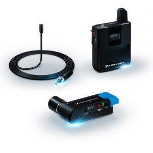 מערכת מיקרופון דש כיווני אלחוטי דיגיטלי Sennheiser AVX-MKE2