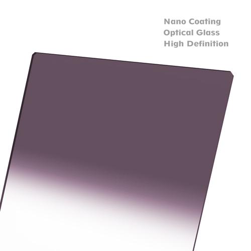 פילטר NiSi 70x100mm Nano IR Hard GND8