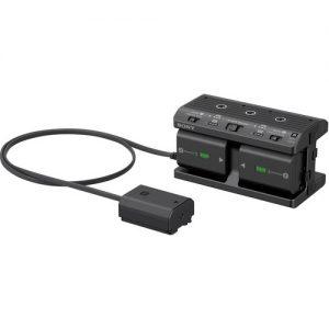מטען ספק מרובה סוללות Sony npa-mqz1k