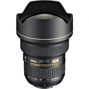 עדשה Nikon AF-S NIKKOR 14-24mm f/2.8G ED