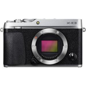 מצלמה ללא מראה Fujifilm X-E3 - גוף בלבד