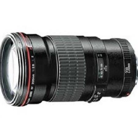 עדשה Canon EF 200mm f/2.8L II USM