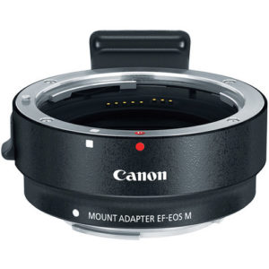 טבעת מתאמת Canon Mount Adapter EF-EOS M