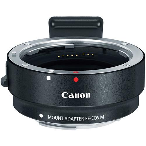 טבעת מתאמת Canon Mount Adapter EF-EOS M