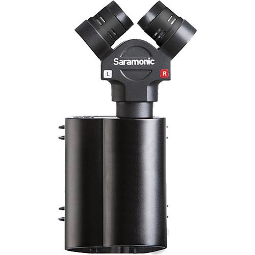 מיקרופון קונדנסר Saramonic Vmic Stereo Cardioid Condenser