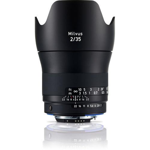 עדשה Zeiss Milvus 35mm f/2 ZF.2 לניקון