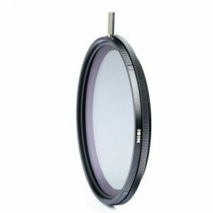 פילטר NiSi 72mm VARI Orange & Blue Polarizer Filter