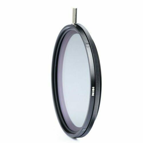 פילטר NiSi 72mm VARI Orange & Blue Polarizer Filter