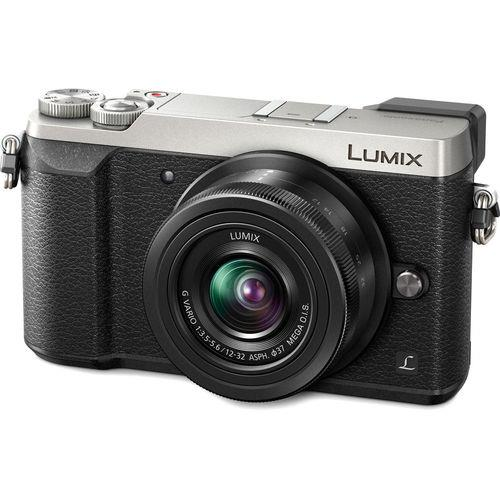 קיט מצלמה ללא מראה ועדשה Panasonic DMC-GX85K + 12-32mm